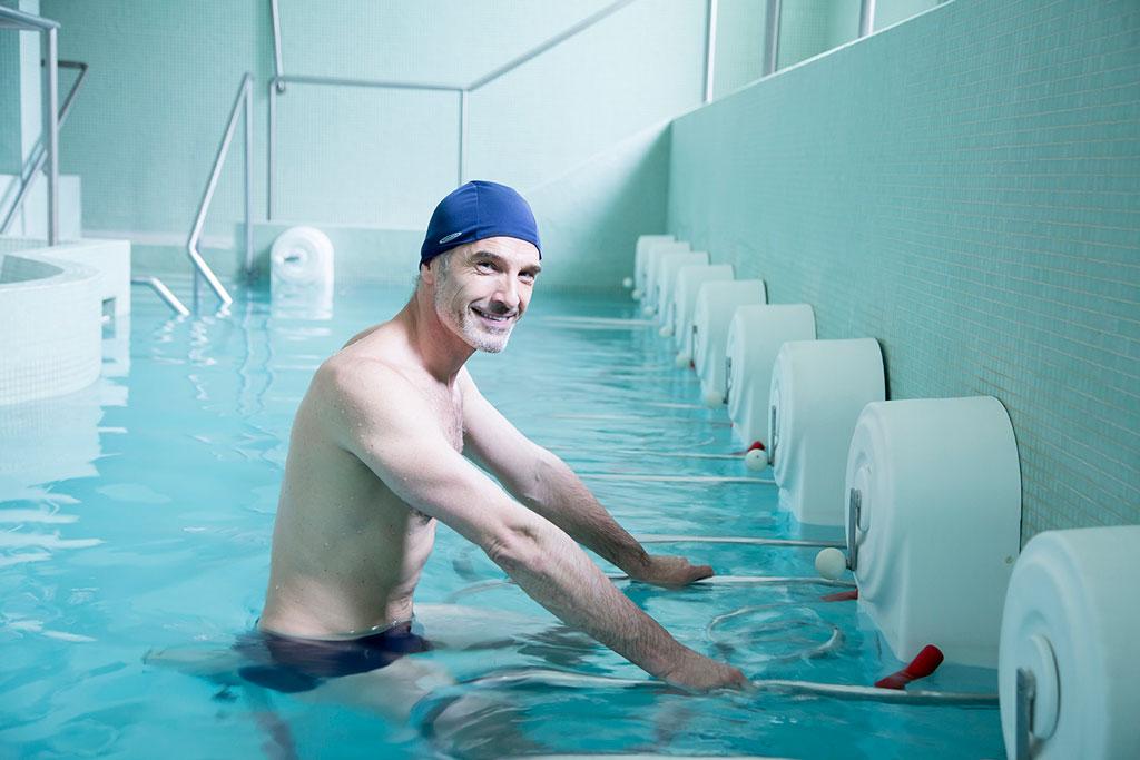 Assurance complémentaire cure thermale bain