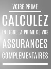 Calcul en ligne assurance complémentaire