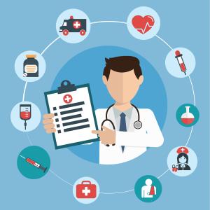 Les couvertures de l'assurance maladie de base en Suisse