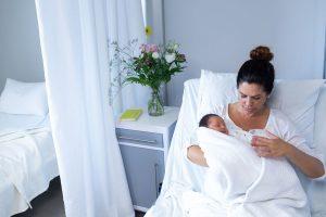 Accouchement en clinique Suisse