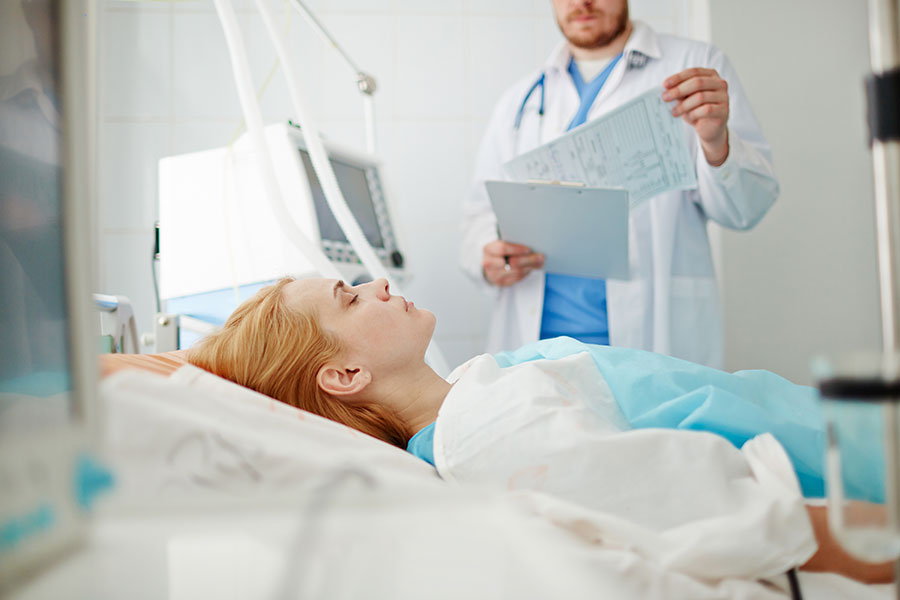 Assurance hospitalisation étranger